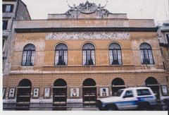 Teatro Argentina, 1991