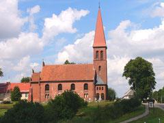 Kirche 2009 nach der Renovierung