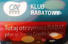 Klub Rabatowy Credit Agricole