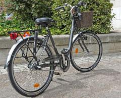 Des vélos modernes, équipés et adaptés à vos déplacements !