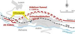 Trassenverlauf (Planerentwurf)