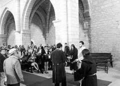 Un momento de la representación en Iranzu (Foto: Cedida a Diario de Noticias)
