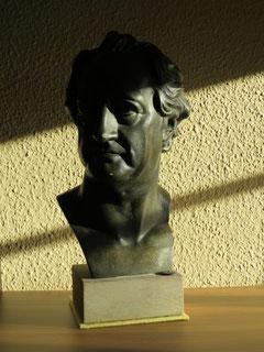 Goethe im Schein der Laterne