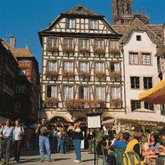 Straßburger Altstadt