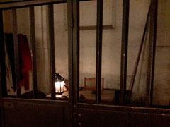 マリーアントワネットが最後に過ごした牢獄。