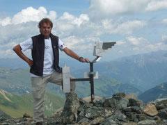 "Geier, höchster Punkt des ""Inntalers"", 2858m"