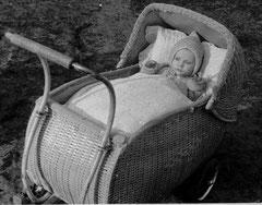 Kinderwagen 1948