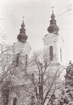 Zvonici crkve u Tolisi
