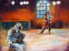 Tango-Argentinien-Tanz