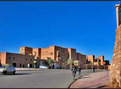 Ouarzazate, kasbah de Taourirt