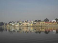 Indienreise - am Ganges