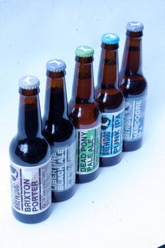 brewdog beer from scotland UK