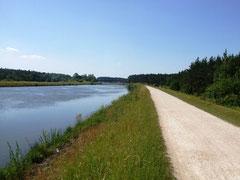 Am Rhein-Main-Donaukanal