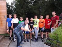 Stockerauer Judoka in Bad Ischl
