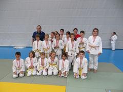 Wachau Kids Cup Team Judo Club Stockerau