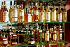 whiskies et alcools