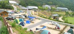 ウエルネスパーク五色キャンプ場