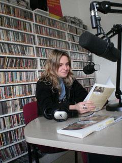 Laure Méravilles (radio Clapas)