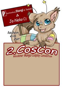 Pon präsentiert die CosCon