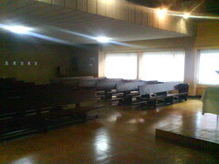 La capilla en la actualidad