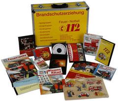 Brandschutzkoffer Medien