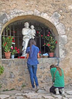 monastère prière à St Joseph
