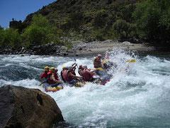 Rafting en el Rio Ayung
