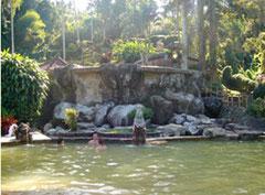 Aguas termales en Penatahan