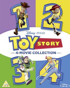 (John Lasseter, 1996 / John Lasseter, 2000 / Lee Unkrich, 2010 / Josh Cooley 2019)