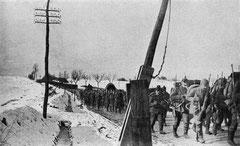 Abmarsch nach Verdun