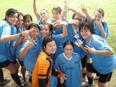 madi's soccer team