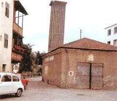 Die alte Feuerwehrhalle bis 1970