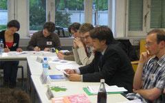 Seminar for the Friedrich-Ebert-Foundation in Munich