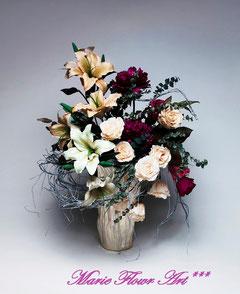 【百合の聖女】ジャンヌ・ダルク生誕600周年記念アートラベル作品