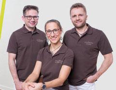Zahnärzte Dr. Cyrus Ansari, Dr. Franziska Ansari und Ole Bohling