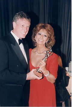 Nolan Miller & Sofi Loren