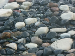Steine - Strand