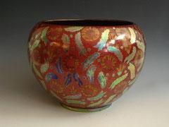 Zsolnay Flowerpot 1920s