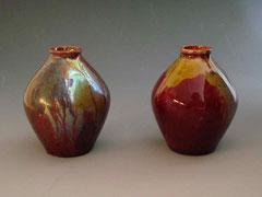 Zsolnay Vases, 1920s