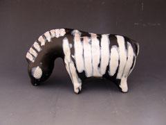 Lívia Gorka Zebra, 1950s