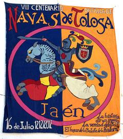 Cartel VIII centenario batalla Navas de Tolosa