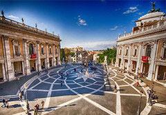 カンピドーリオ ローマ観光なら!