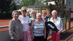Unsere Seniorinnen bleiben am Ball