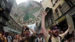legalisation de cannabis