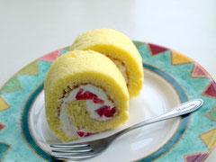 おかあさんの絶品作りロールケーキ