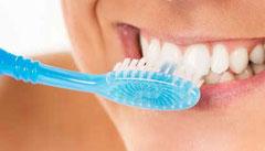 Mundpflege Tipps für richtiges Zähneputzen erhalten Sie bei uns in der Praxis © milanmarkovic78  - 61343254