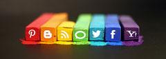 Image: 'The Art of Social Media' http://ow.ly/kyOYd / flickrcc.net