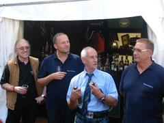 Der Whiskykanzler und Charlie Smith