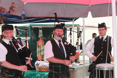 Video vom Sommerfest mit Dresden Pipes & Drums