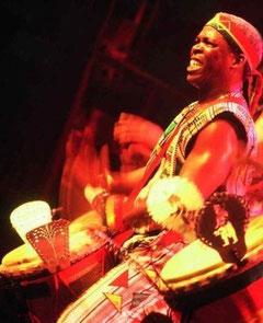 Mamady Keita - Grandmaster of Djembe